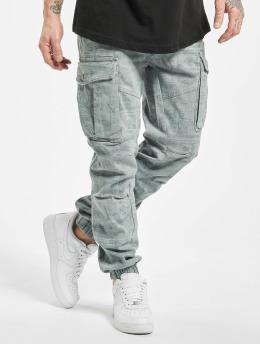 Yakuza Cargo pants Allover Jogging  gray