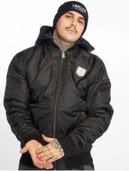 Yakuza Cazadora bomber Rookie negro