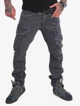 Yakuza Chino bukser Old Firm grå