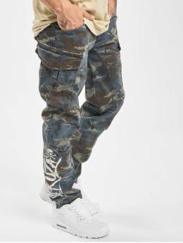 Yakuza Chino bukser El Bastardo  kamuflasje