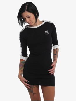 Yakuza Dress 893 Love Bodycon black