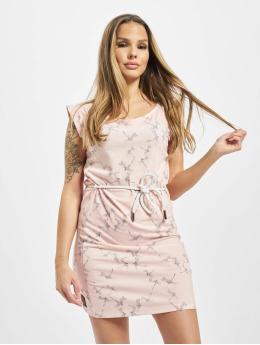Yakuza Dress Dragon Fly Mini pink