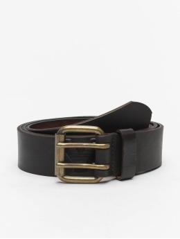 Yakuza Gürtel Profile Leather braun