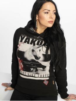 Yakuza Hoody Unicorn Flex schwarz