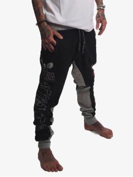 Yakuza Jogging kalhoty Fuck Society čern
