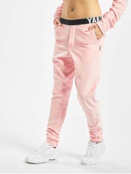 Yakuza Jogginghose Active S&F Sport  rosa