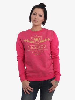 Yakuza Jumper Crests rose