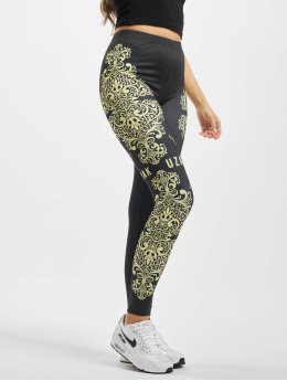 Yakuza Legging/Tregging Ornamentic  black