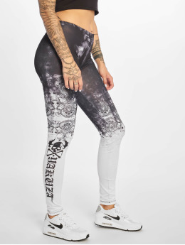 Yakuza Leggings/Treggings Gradient  black
