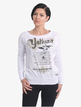 Yakuza Longsleeves Armed Angel bialy