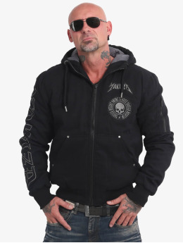 Yakuza Manteau hiver Rookie  noir