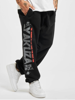 Yakuza Pantalón deportivo Trouble Loose negro