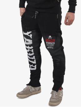 Yakuza Pantalone ginnico Bricks nero