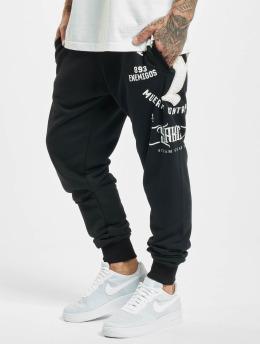 Yakuza Pantalone ginnico Muerte Logo nero