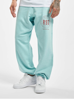 Yakuza Pantalone ginnico Through Loose turchese