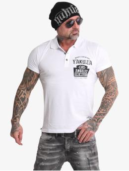 Yakuza Poloshirt Sometimes  white