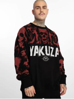Yakuza Pullover Sick N Fxck black