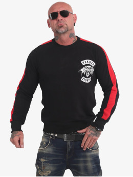 Yakuza Pullover 893mc  black
