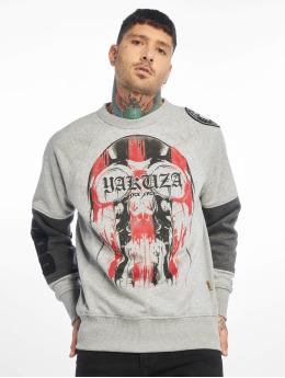 Yakuza Pullover Imperator  gray