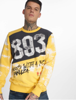 Yakuza Pullover Burried yellow