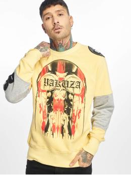 Yakuza Pullover Imperator  yellow