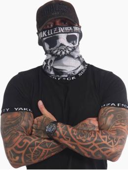 Yakuza Schal Nippon Muerte  schwarz