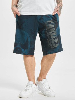 Yakuza Short Psycho Clown blue