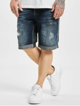 Yakuza Short Crusader Denim blue