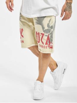 Yakuza shorts Dead Punk Urban beige