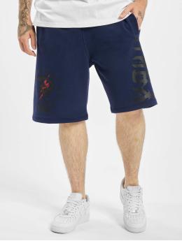 Yakuza Shorts Drugs blau
