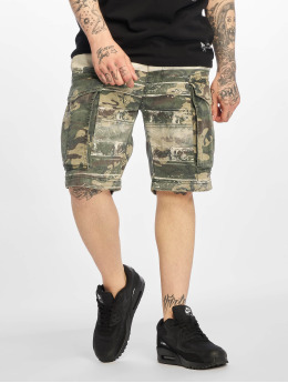Yakuza Shorts Death Core camouflage