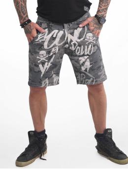 Yakuza shorts El Bastardo Urban  camouflage