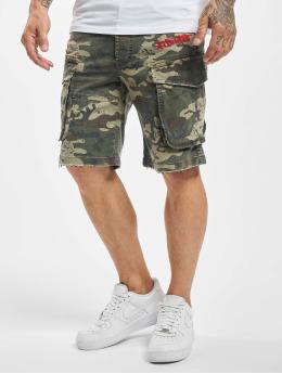 Yakuza Shorts Tokyo camouflage