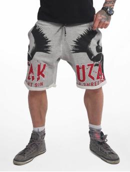 Yakuza Shorts Dead Punk Urban grau