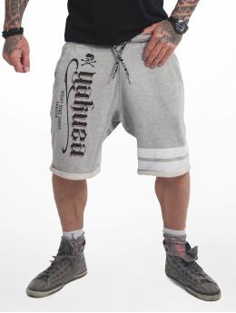 Yakuza Shorts Scrap Town grau