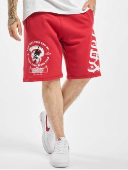 Yakuza Shorts Drugs  red
