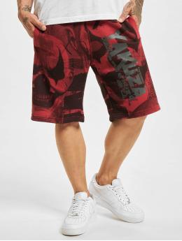 Yakuza Shorts Psycho Clown  red