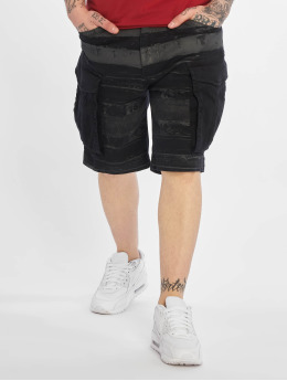 Yakuza Shorts Death Core svart
