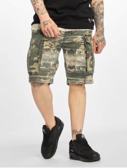 Yakuza Shortsit Death Core camouflage
