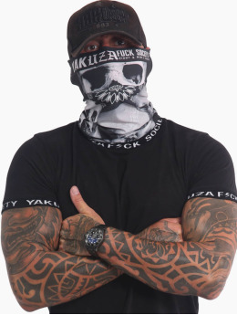 Yakuza sjaal Nippon Muerte  zwart