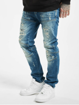Yakuza Slim Fit Jeans Gimp V02 blue