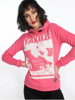 Yakuza Sudadera Unicorn Flex rosa