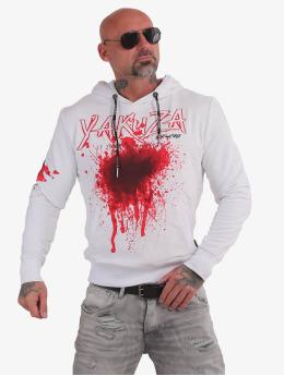 Yakuza Sweat capuche Destroy A Monster blanc
