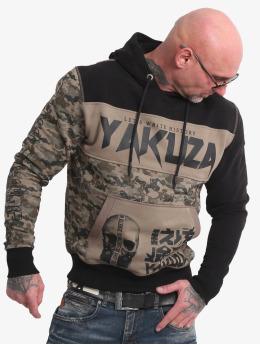 Yakuza Sweat capuche Allergic  camouflage