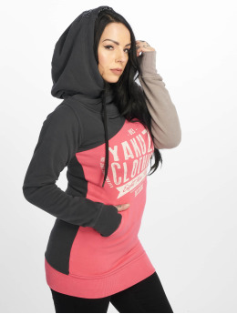 Yakuza Sweat capuche Original Tri Face gris