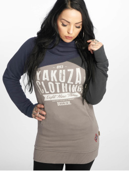 Yakuza Sweat capuche Original Tri Face indigo