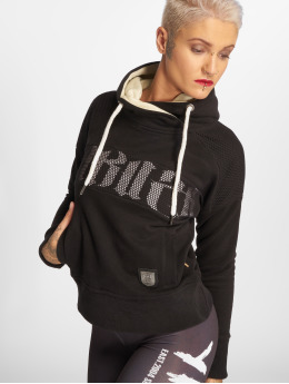 Yakuza Sweat capuche Daily Use Mesh noir
