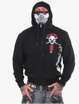 Yakuza Sweatvest Duel The Clown Ninja  zwart
