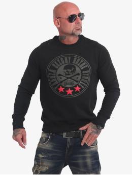 Yakuza Swetry Inner Circle Pullover czarny