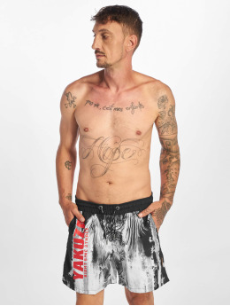 Yakuza Swim shorts Rise Up  black